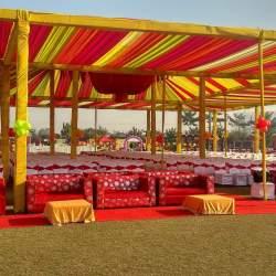 Tent house in Noida