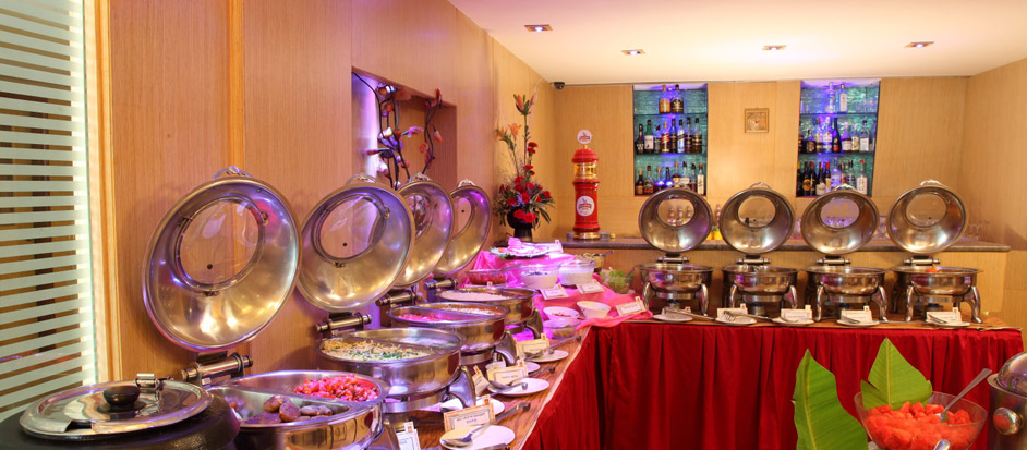 WEDDING PARTY CATERING